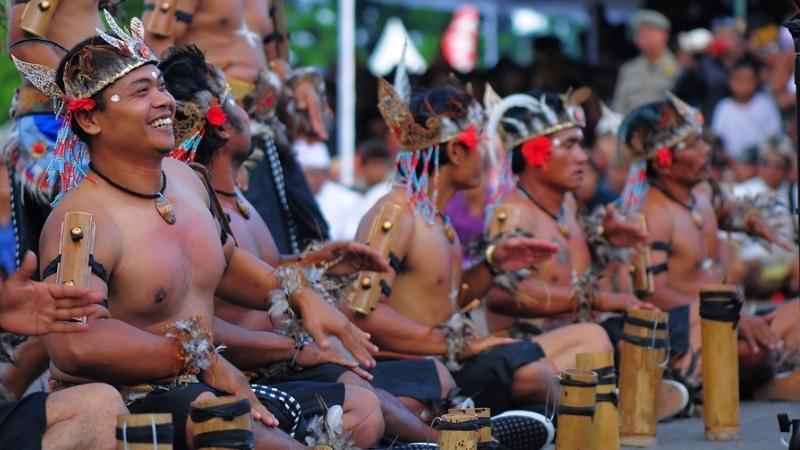 Kobagi Kecak, Indonesia