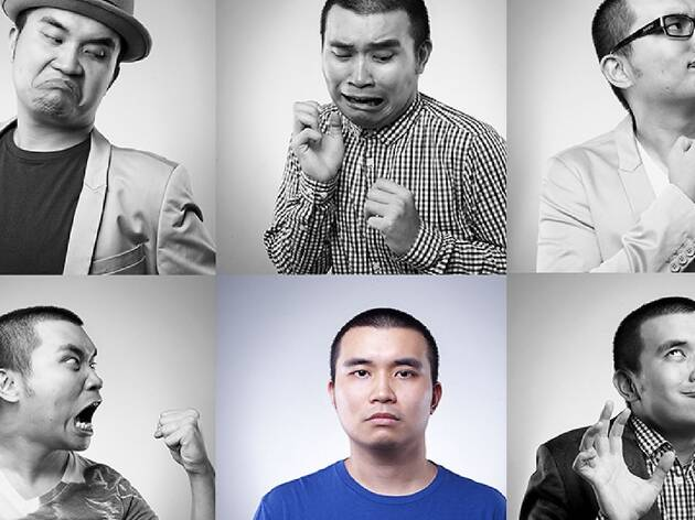 Phoon Chi Ho is Creepy in KL