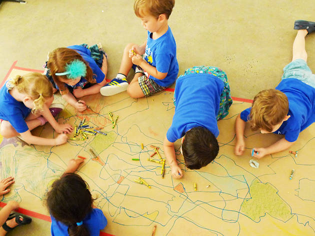 Try an art workshop at the Children's Museum of the Arts