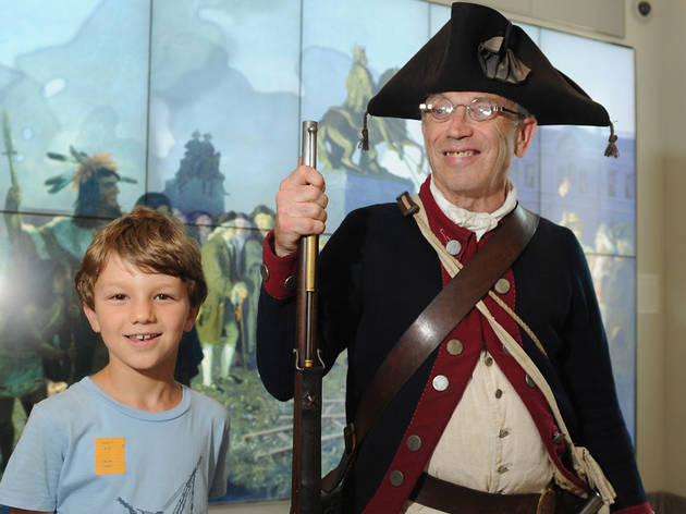 Living History Days: American Revolution