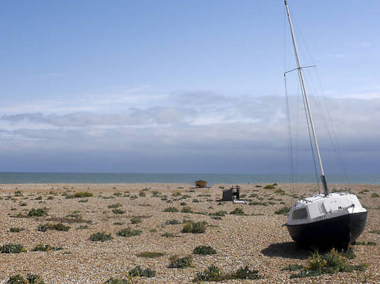 Go post-apocalyptic at Dungeness