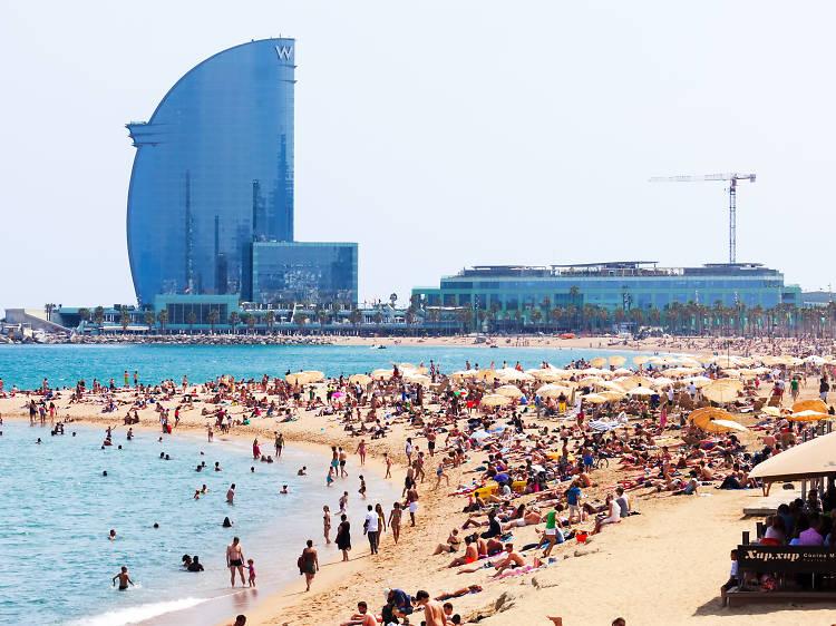 Oito lugares a não perder em Barcelona
