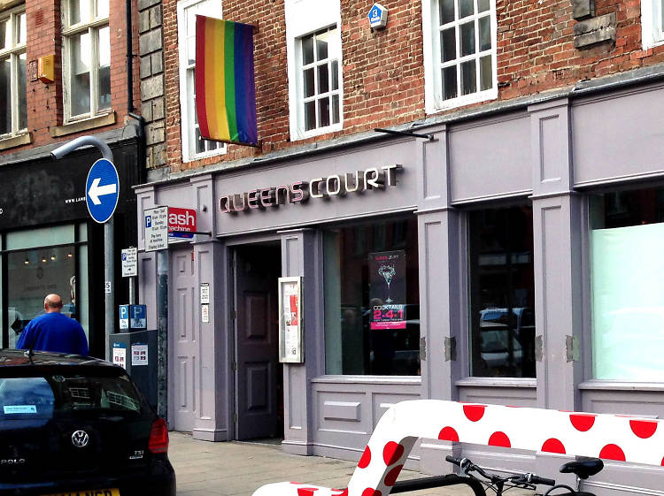 Top gay bars and pubs in Leeds