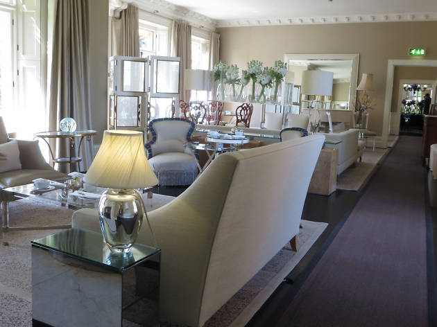 Spoil yourself at The Grove in Hertfordshire