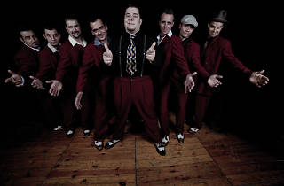 Grec 2015: The Big Jamboree feat. Big Dani Pérez