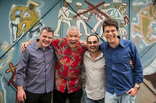 Grec 2015: Paquito D'Rivera & Trio Corrente