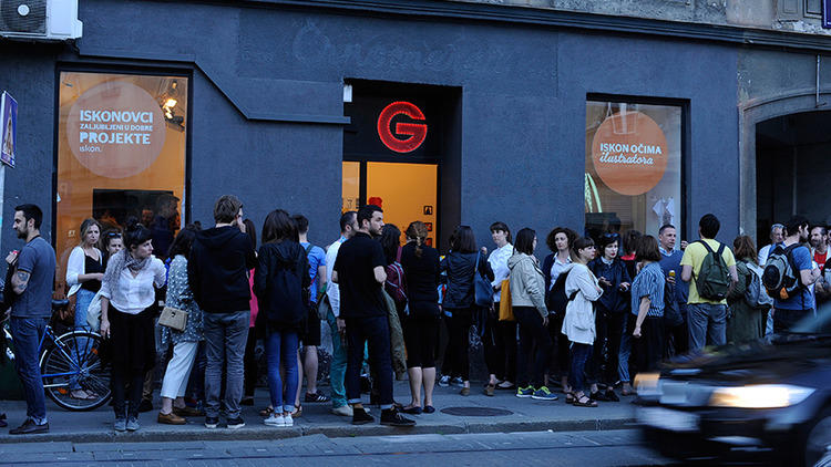 Greta Gallery, art, things to do, croatia