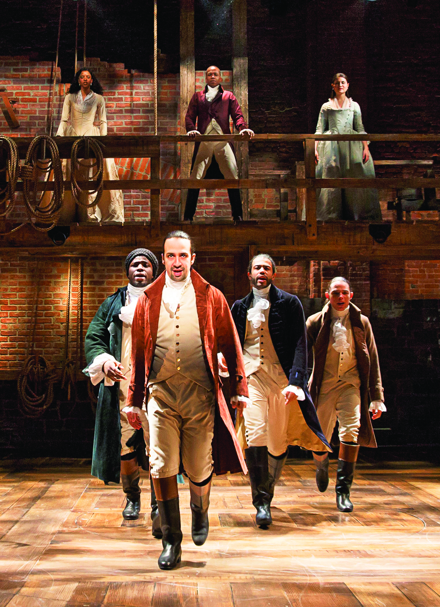 Guide to Hamilton on Broadway