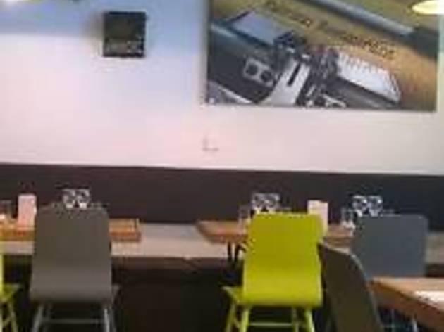 Fabrizio Restaurant - Clerkenwell