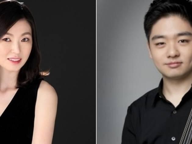 30 minuts de música: David James Kim + Jinha Park