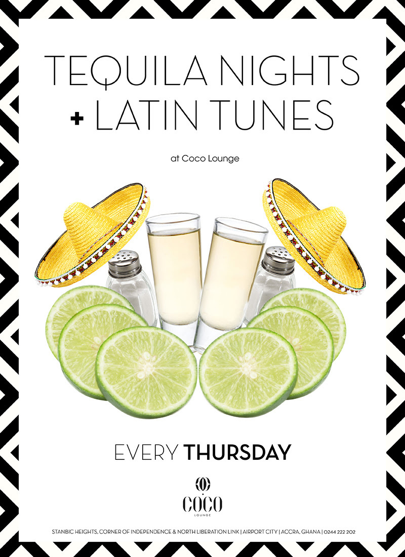 Tequila Nights at Coco Lounge | Thursdays