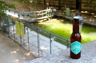 Bière Paris (Bière artisanale Batignolle © EP/Time Out Paris)