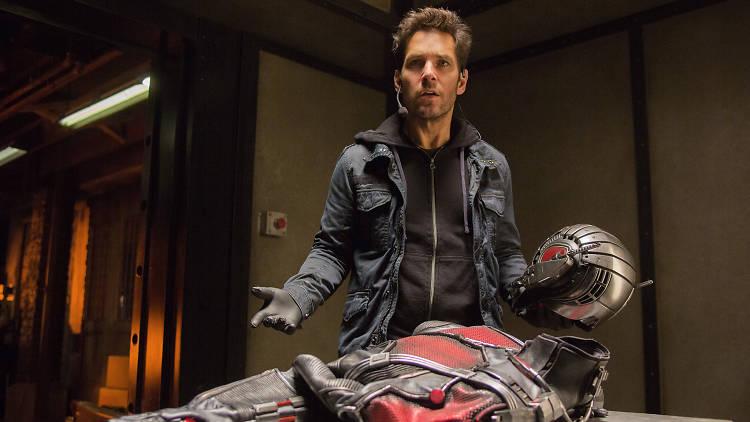 Marvel's Ant-Man starring Paul Rudd