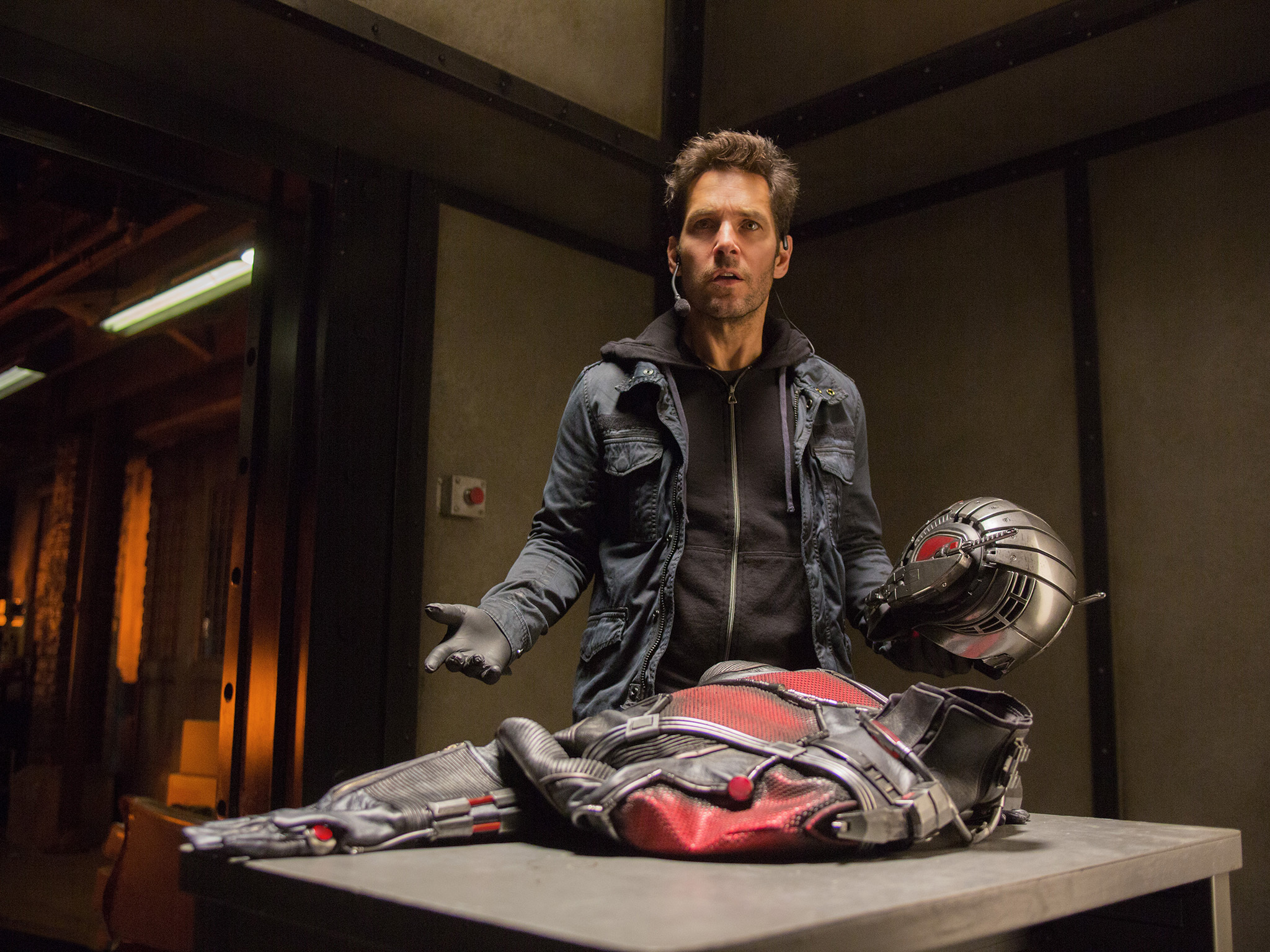 Marvel's Ant-Man starring Paul Rudd