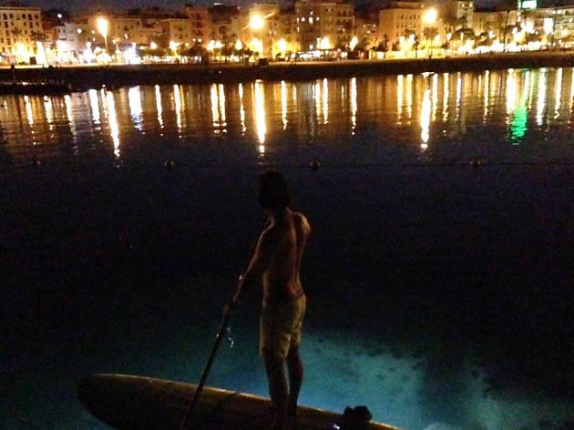Night Leds Paddle Surf