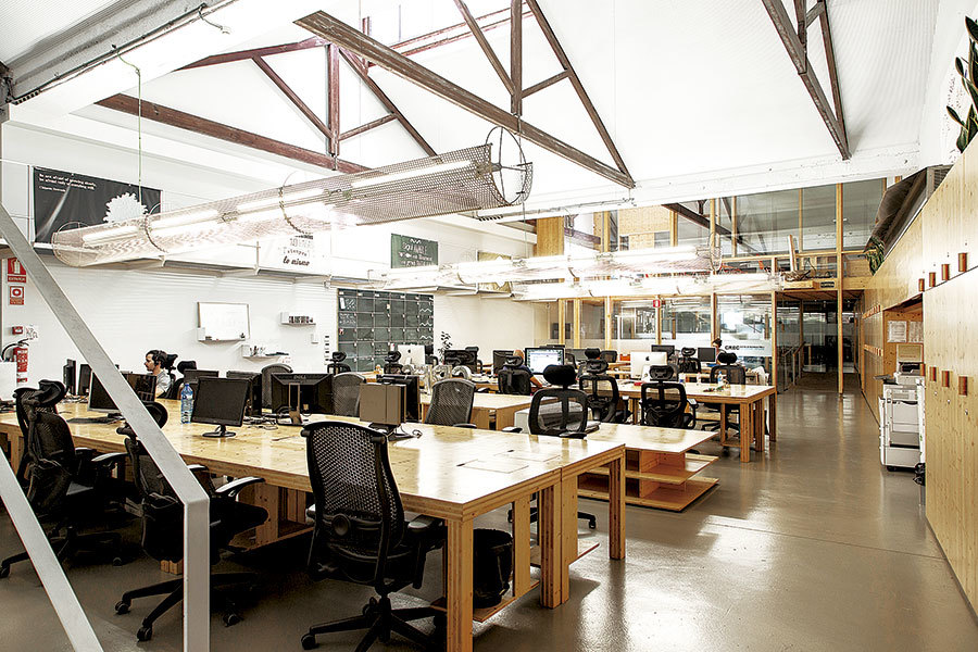 CREC - Centre de Recursos per a Emprenedors i Ciutadans