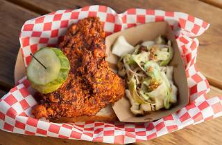 Howlin' Rays hot chicken