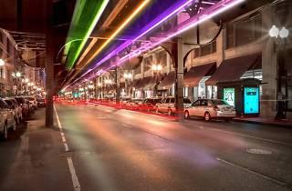 Rendering of The Wabash Lights