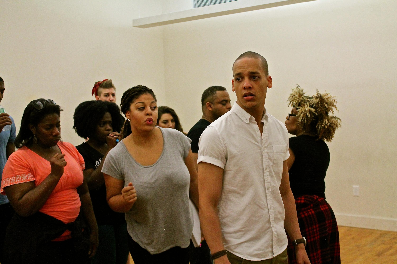 New York Musical Theatre Festival: Acapella