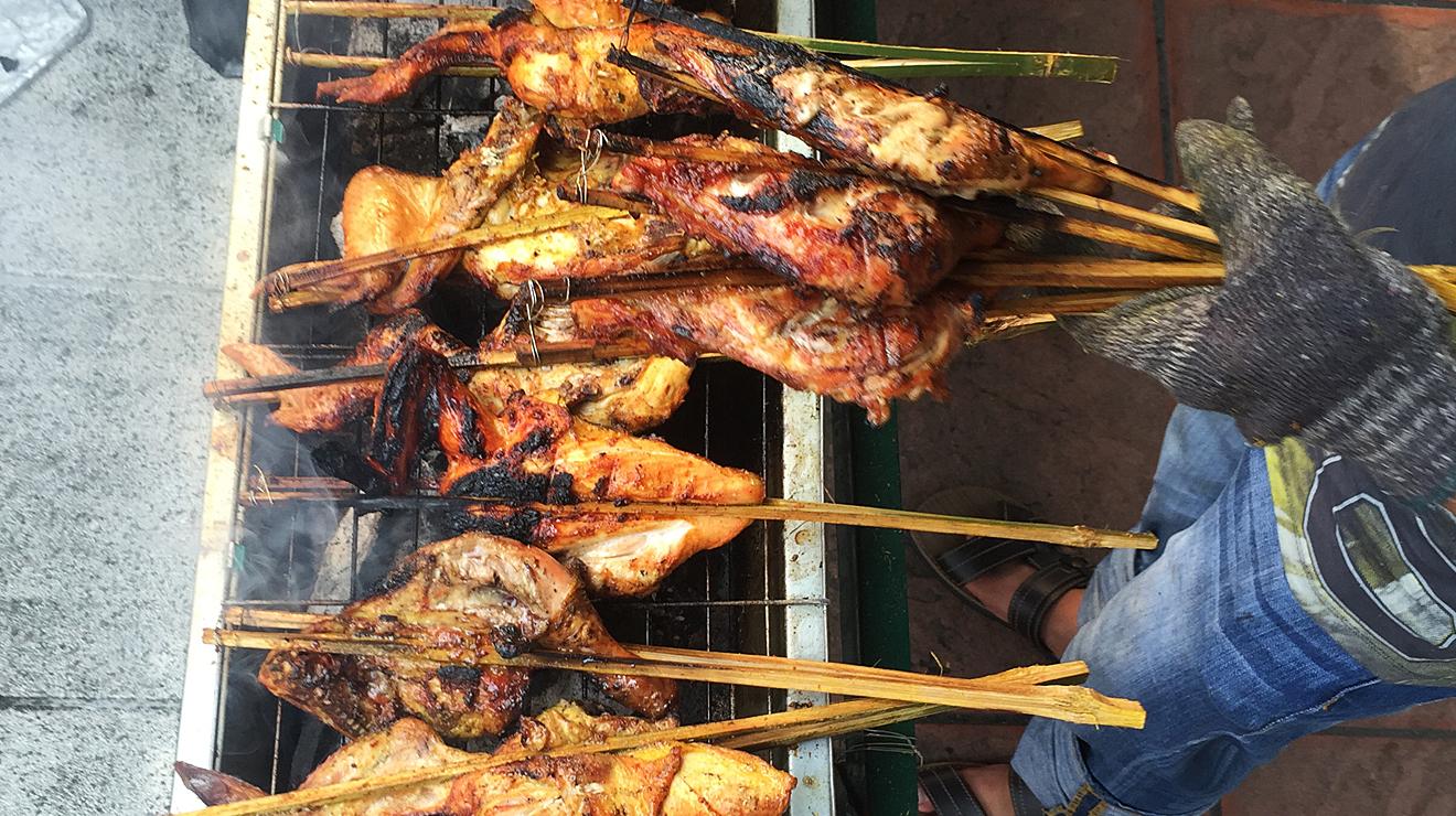 Ayam percik Wangsa Maju