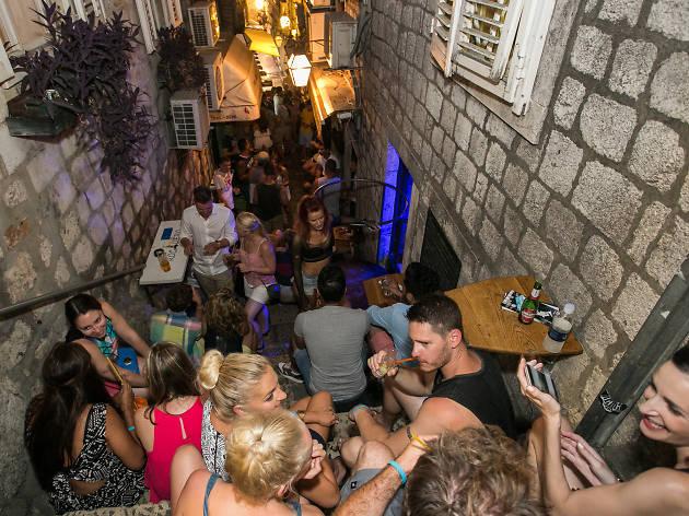 Casablanca Bars And Pubs In Dubrovnik Dubrovnik