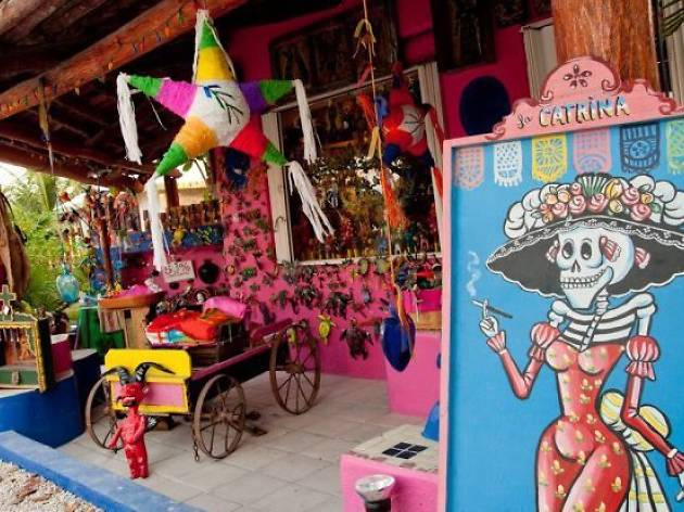 Faire du shopping à MexicArte