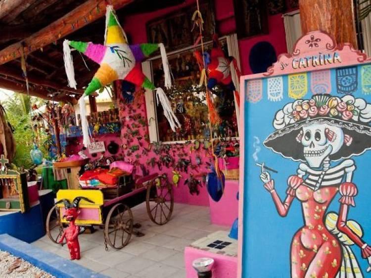 Faire du shopping à MexicArte