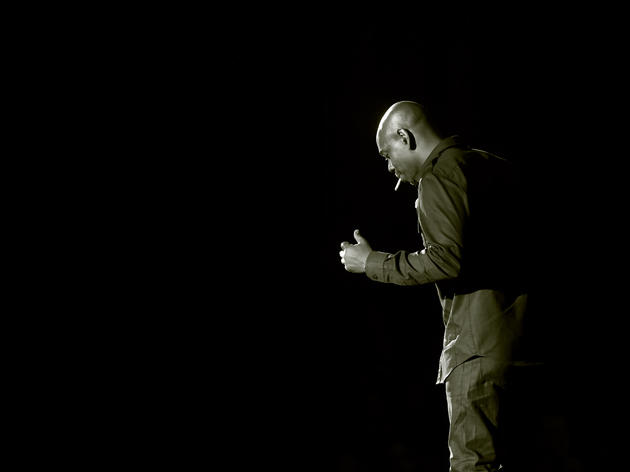 Review: Dave Chappelle Live