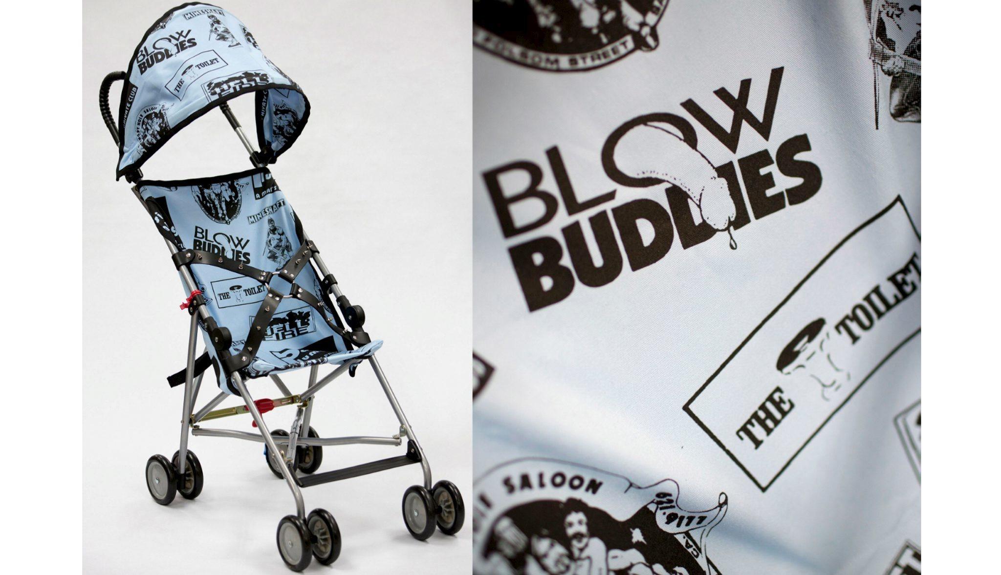 'Bill's Stroller', 2014