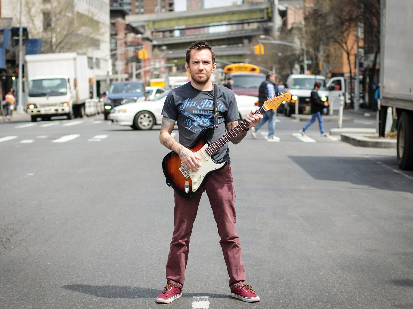 Jamie Kilstein: Sober Song Rants and a Cat Story