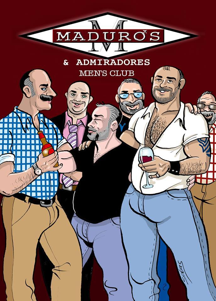 Contactos gay madrid maduros [PUNIQRANDLINE-(au-dating-names.txt) 33