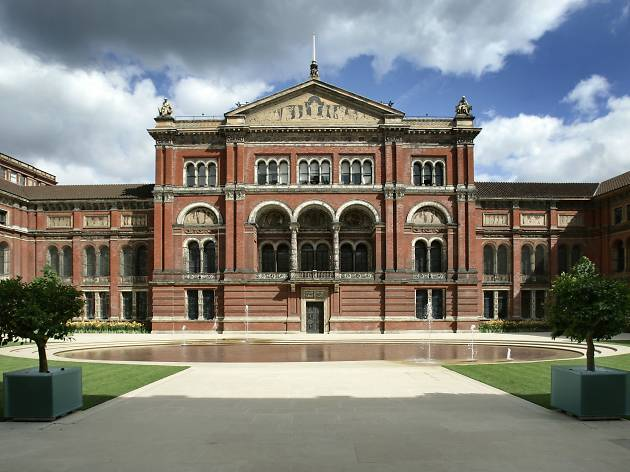 The seven wonders of the V&A