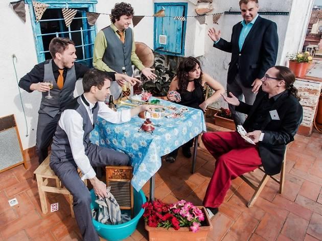 Jazz al Terrat: Bumpy Roof Band