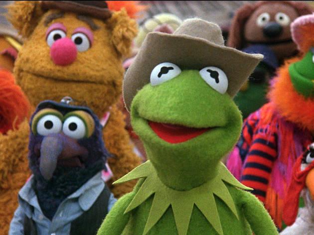 best kids movies on netflix - muppet movie