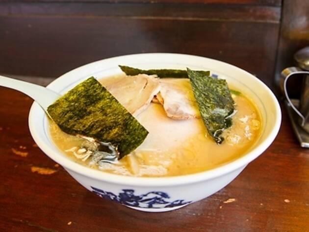 Tester le ramen de Hopeken Otsuka
