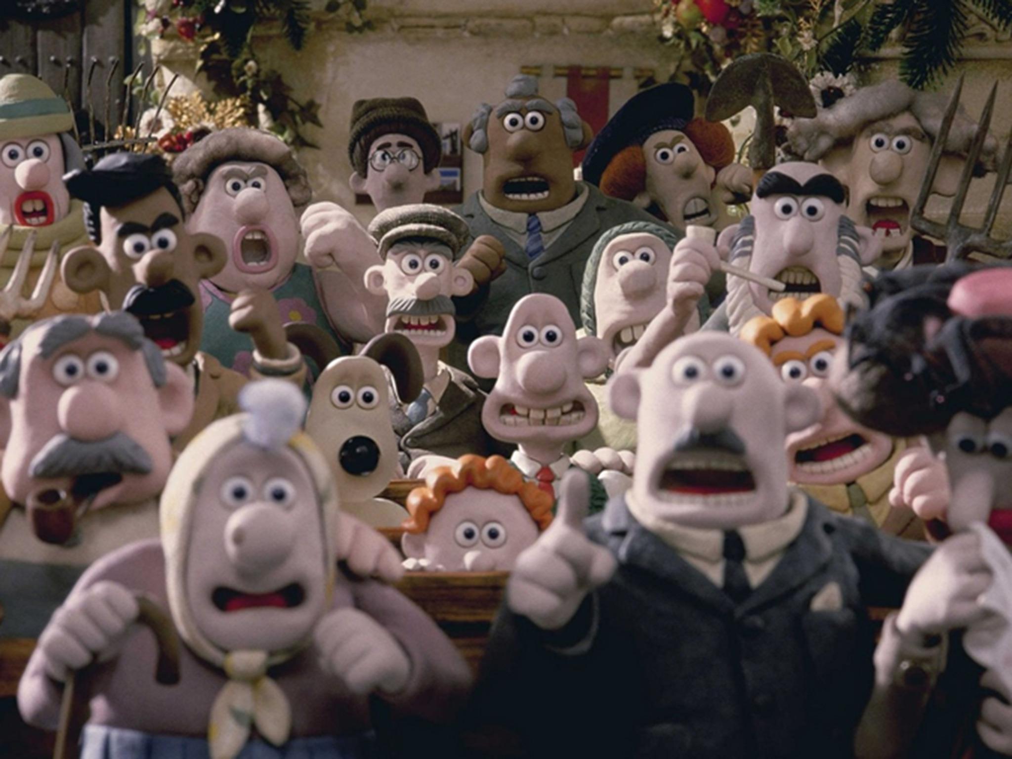 Best kids movies on Netflix - Wallace & Gromit, Curse of the Were-Rabbit