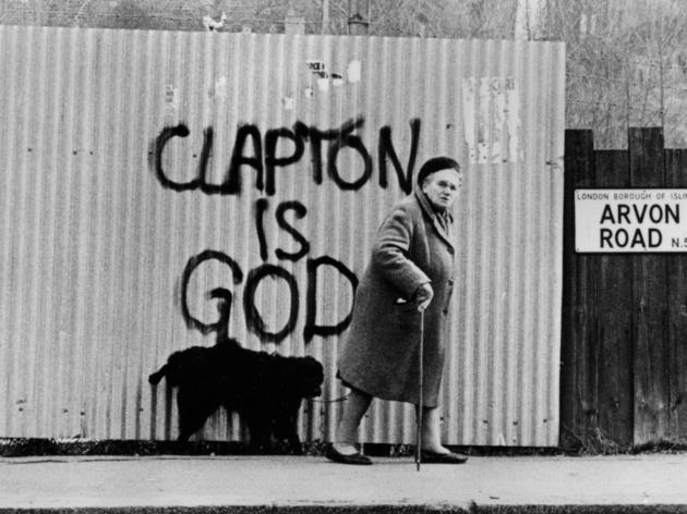 Ten amazing pictures of '70s graffiti by Roger Perry