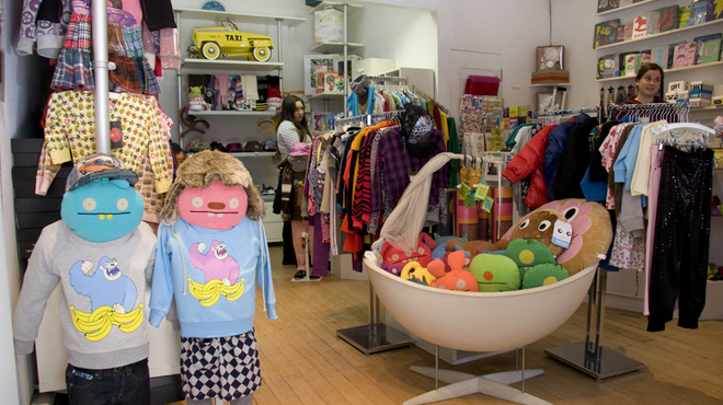 The best kids clothing stores in NYC