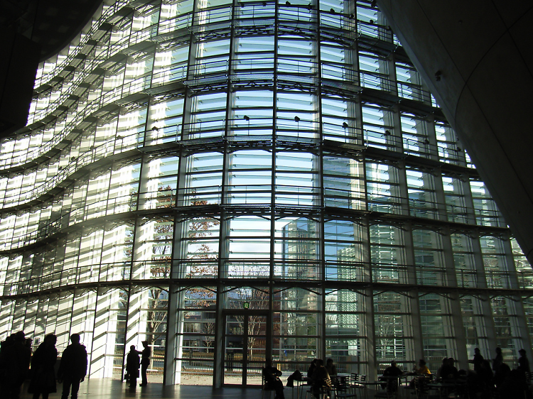 Découvrir la création nippone au National Center of Art