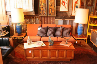 Carousel Consignment, one of the best furniture stores in San Francisco