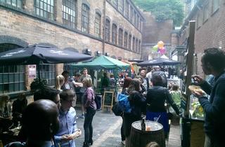 Fleet Street Food Feast-ival
