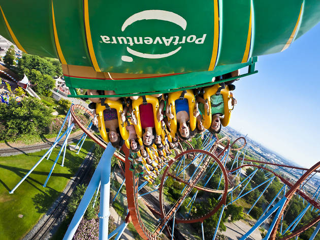PortAventura and Costa Caribe