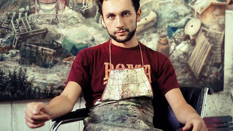 Stipan Tadic, art and culture, artist, zagreb, croatia