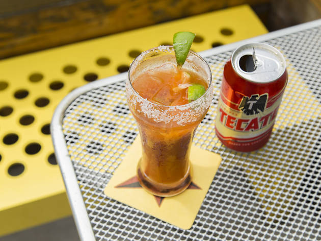 Big Star Michelada