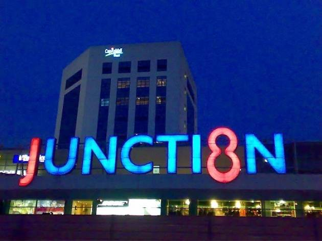 Junction 8