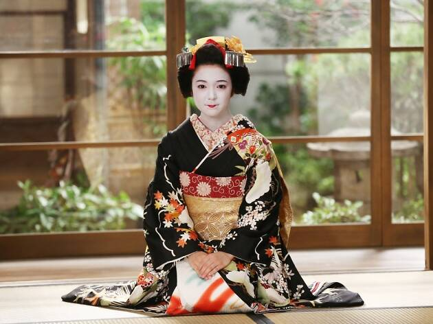 Lady Maiko
