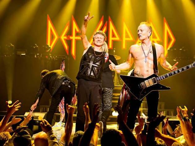 Def Leppard: Live in Singapore