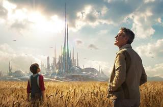 Tomorrowland: El mundo del mañana