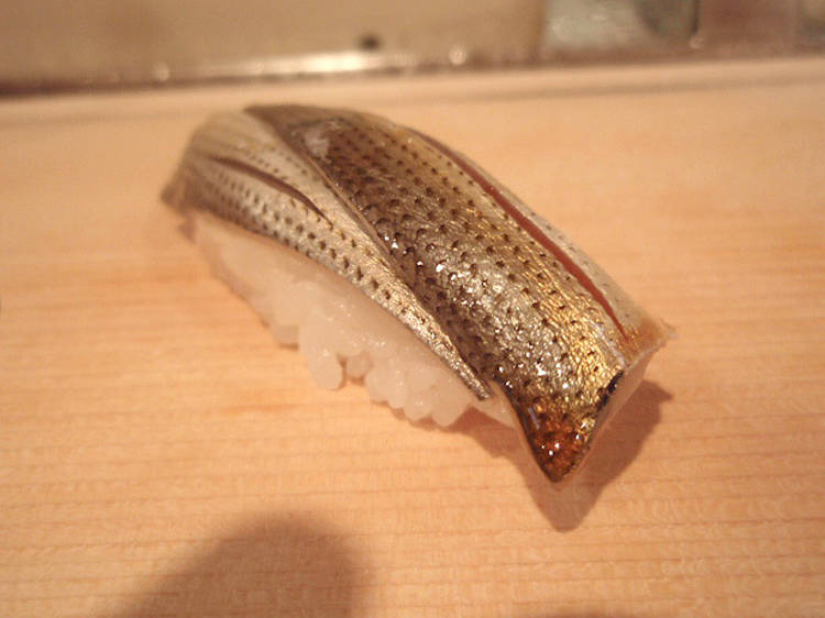 Go for an exclusive sushi lunch at Takase