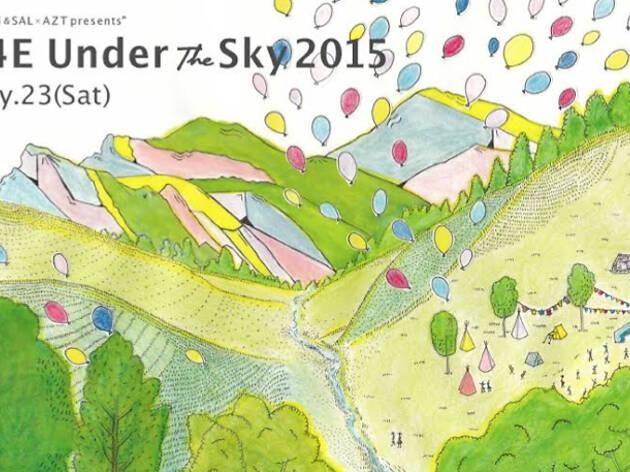 B4E Under The Sky 2015